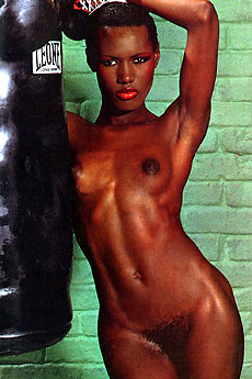 Grace Jones Nude