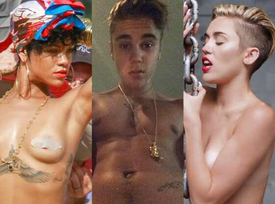 It's National Nude Day—See 11 Naked Celebrity Moments! | E ...
