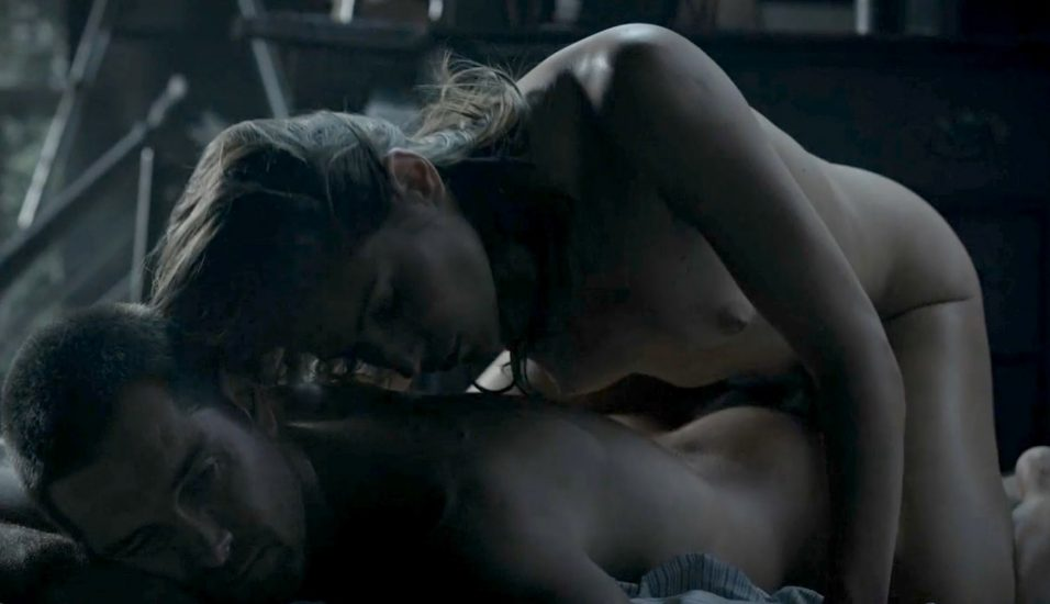 Ivana Milicevic Intensive Sex From Banshee Series - FREE VIDEO