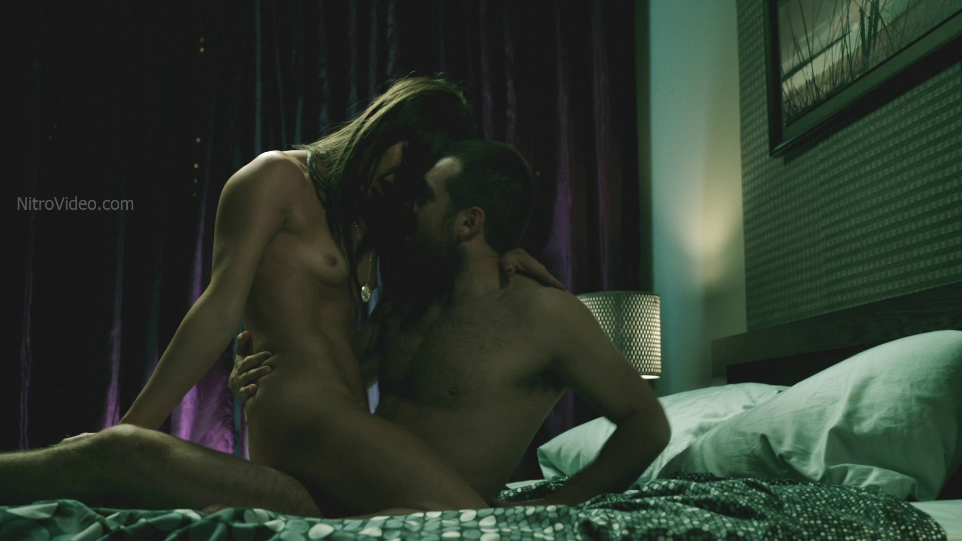 Ivana Milicevic Nude in Banshee Bullets and Tears Ivana ...