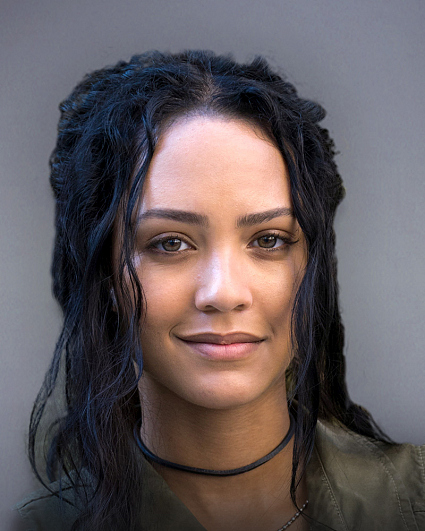 MacGyver Cast: Tristin Mays