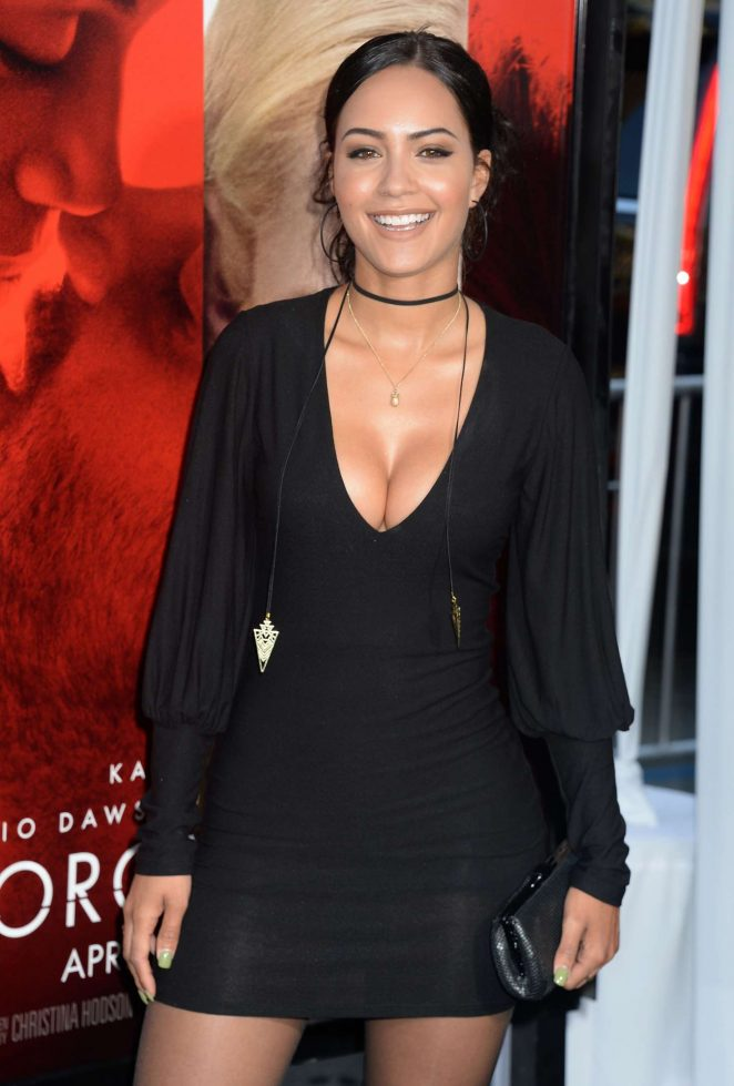 Tristin Mays – 'Unforgettable' Premiere in Los Angeles ...