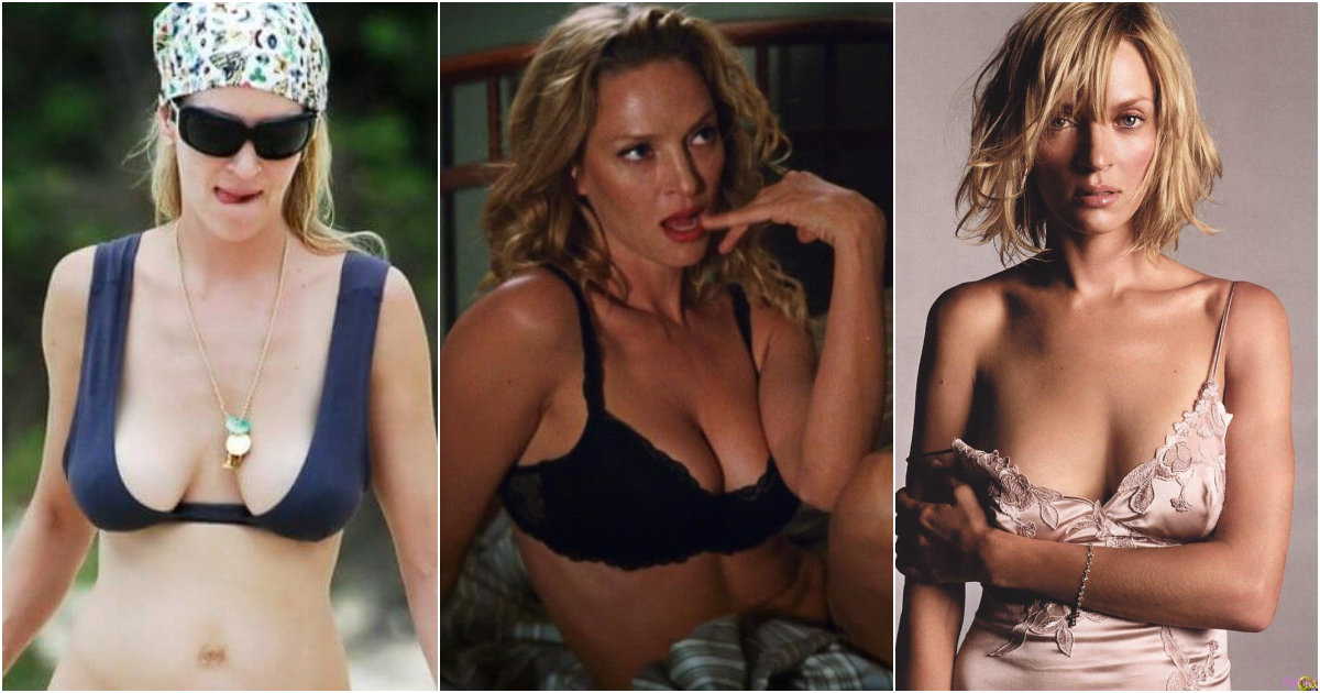 49 Sexy Uma Thurman Boobs Pictures Will Make You Want To ...
