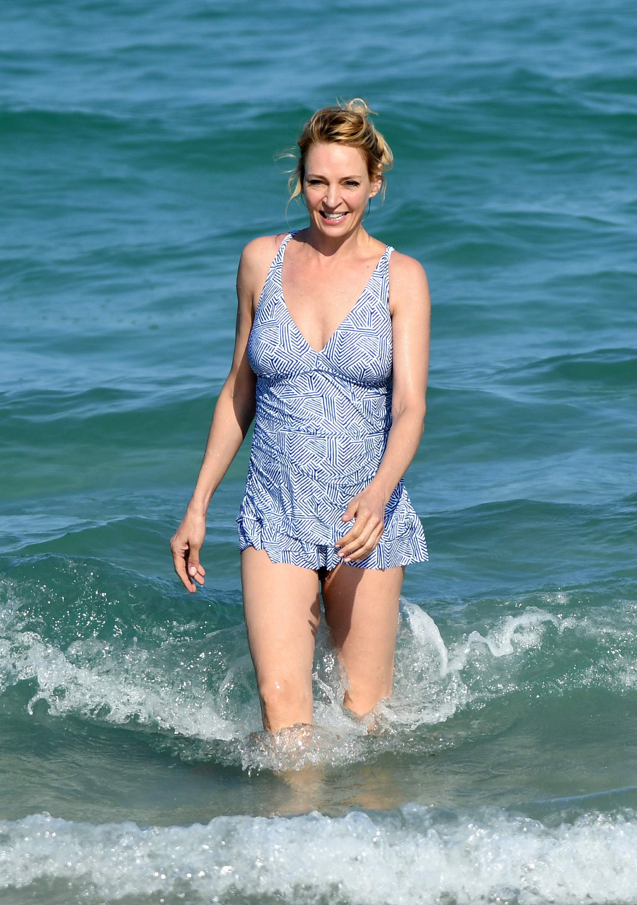 Uma Thurman sexy – The Fappening Leaked Photos 2015-2020