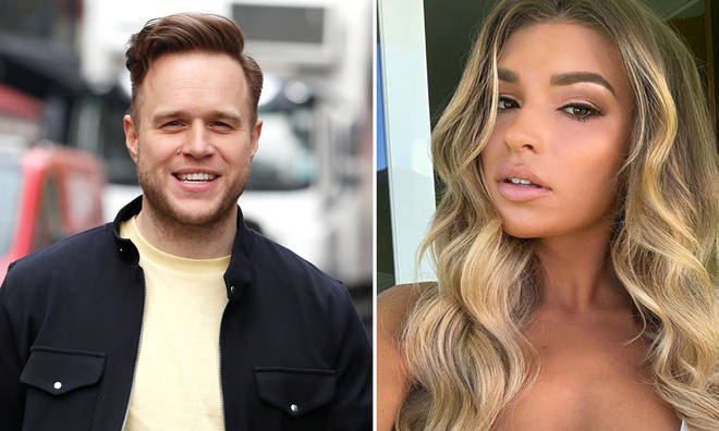 Zara McDermott Claims Olly Murs 'Thought I Was His Type On ...