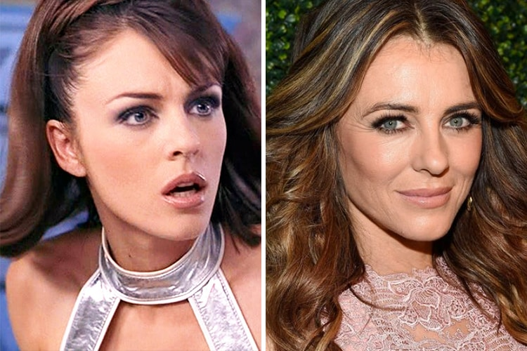 Elizabeth Hurley Then & Now! | Albany Daily News