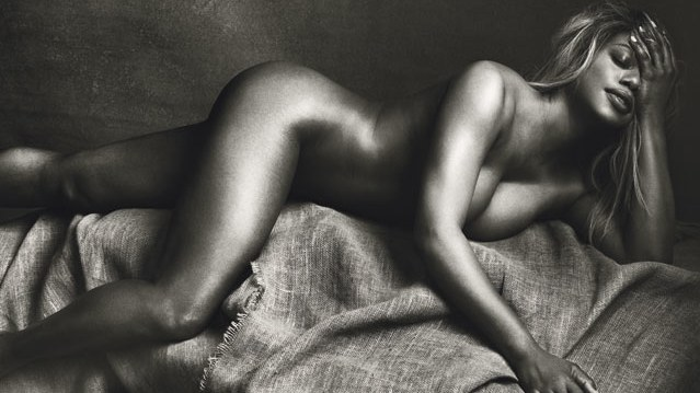 Laverne Cox Goes Nude for Allure | Allure