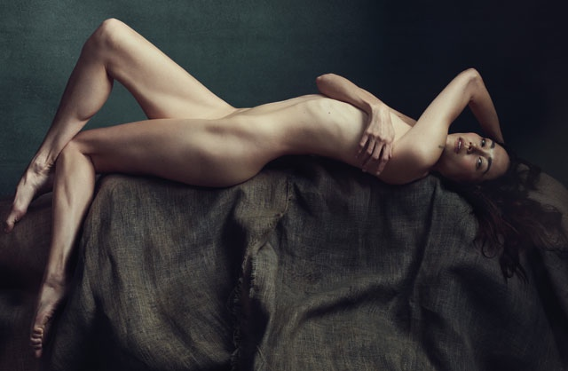 Laverne Cox, Jordana Brewster + others pose nude for ALLURE ...