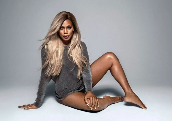 Laverne Cox reveals her supercute mystery man on Instagram ...