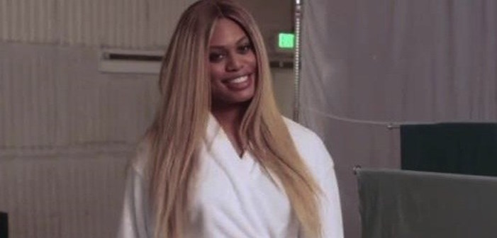 Laverne Cox Shatters Stereotypes in Nude Photoshoot | Hornet ...