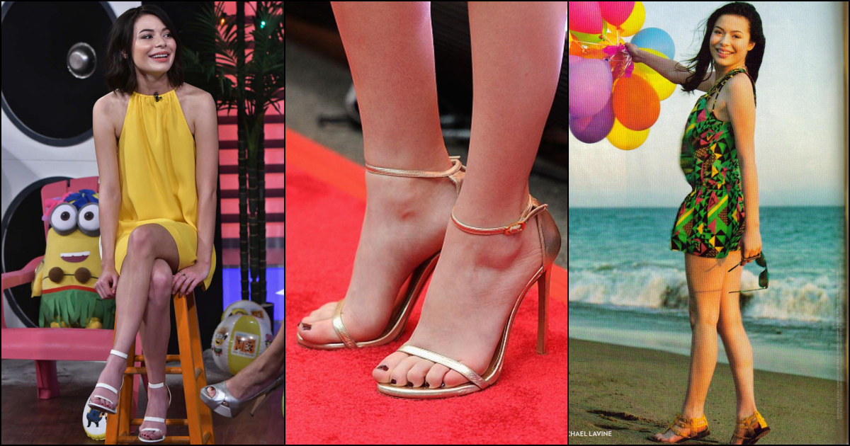 49 Sexiest Miranda Cosgrove Feet Pictures Are Just Damn ...