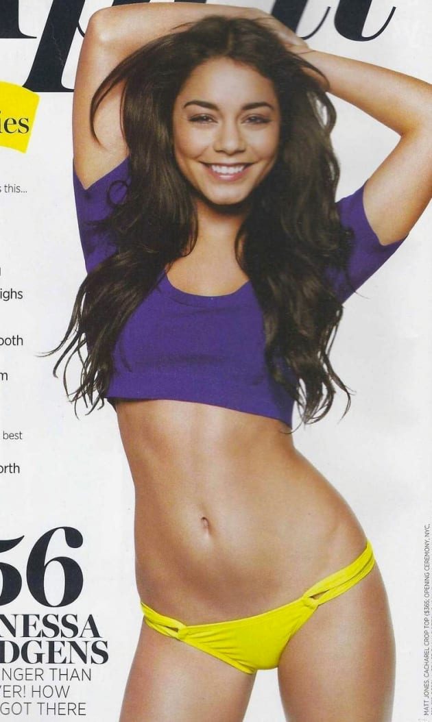 Vanessa Hudgens Bikini Pic - The Hollywood Gossip