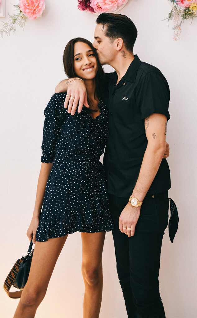G-Eazy & Yasmin Wijnaldum from The Big Picture: Today's Hot ...