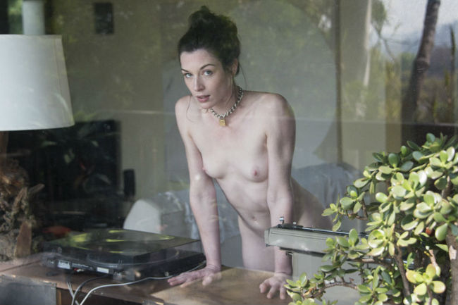 Stoya Naked For Oyster Mag