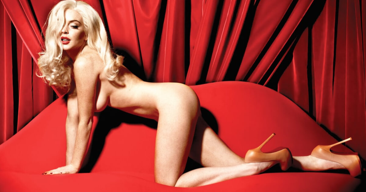 62 Lindsay Lohan Sexy Pictures Are Pure Bliss | CBG