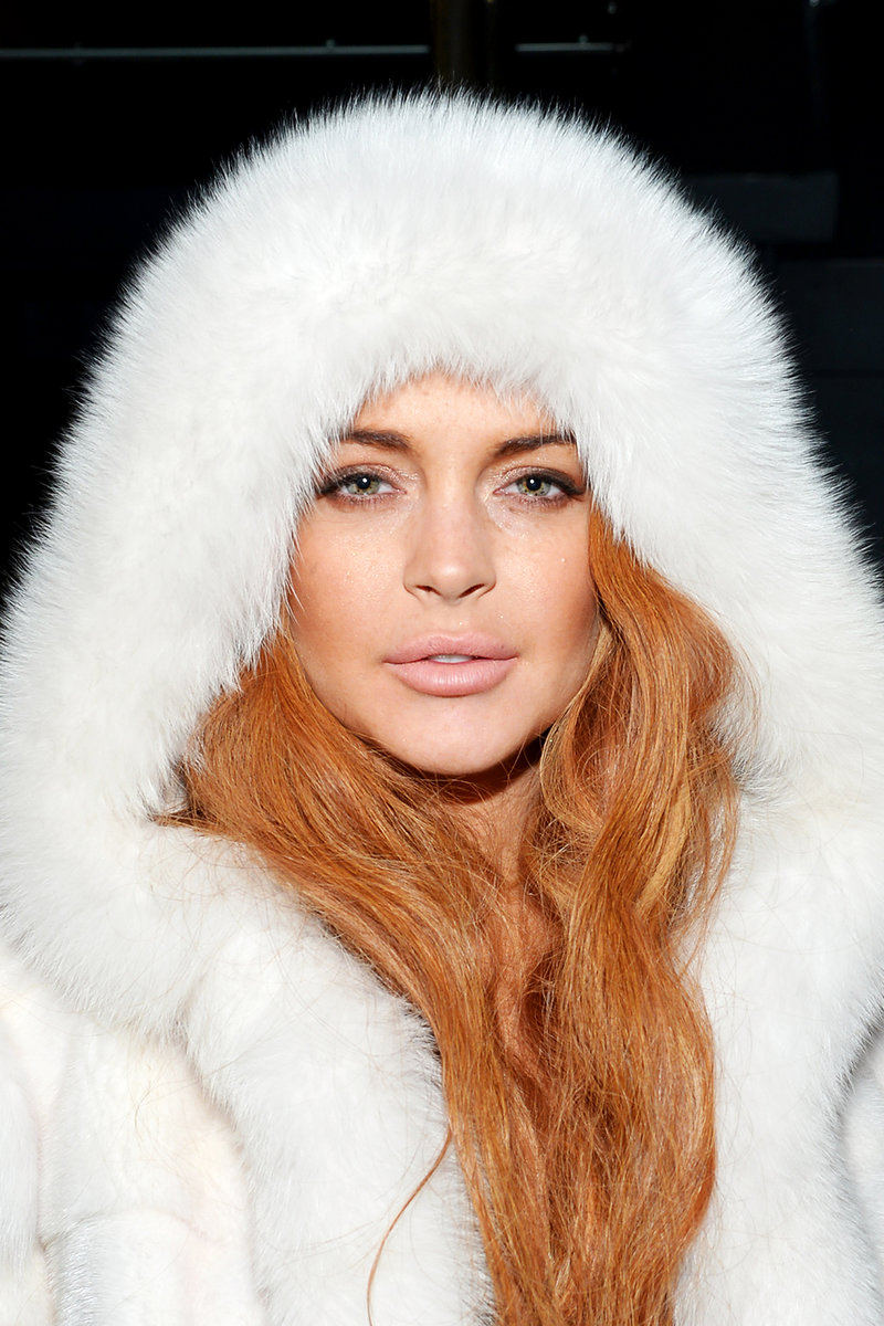 15 Times Lindsay Lohan Proved Redheads Are Sexy | The ...
