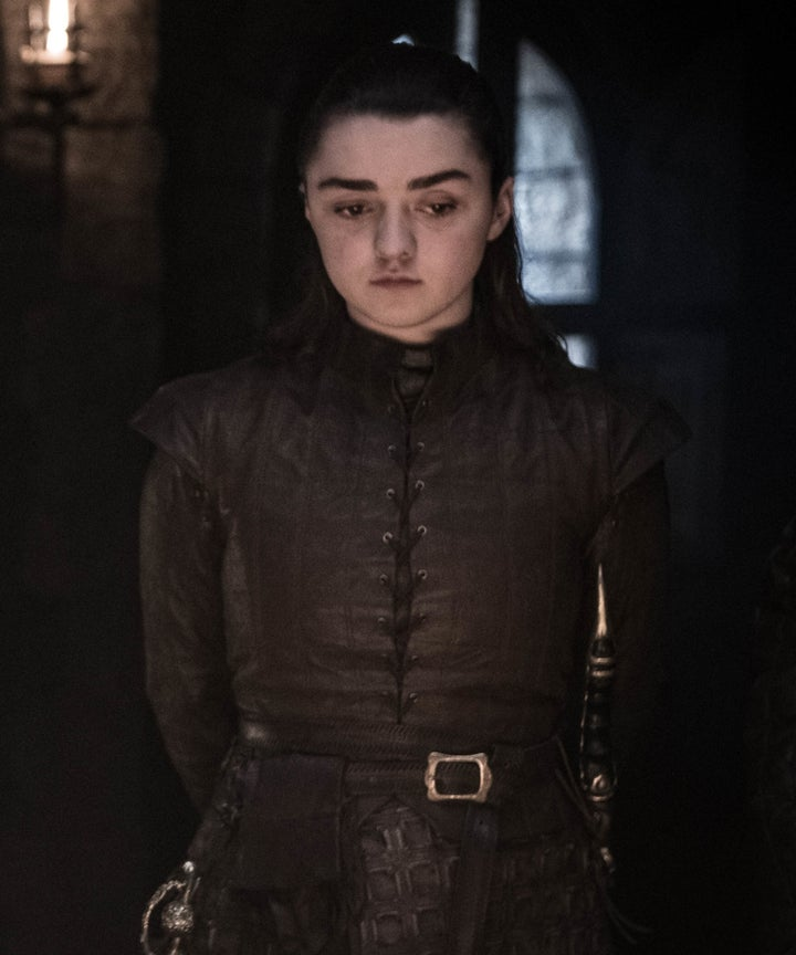 Did Maisie Williams Use Body Double For GOT Sex Scene?