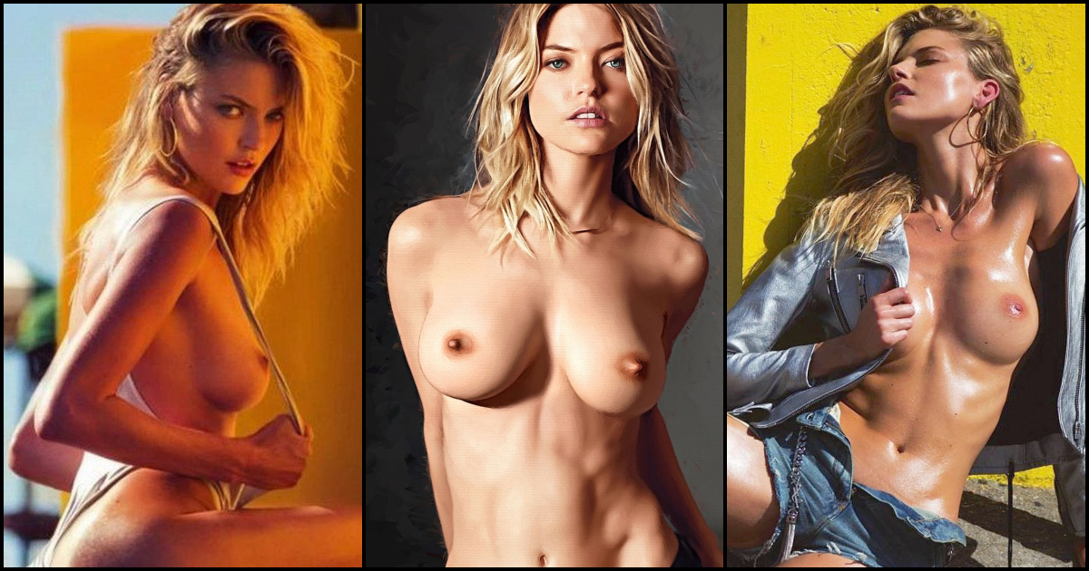 49 Nude Pictures Of Martha Hunt Are Truly Entrancing And ...