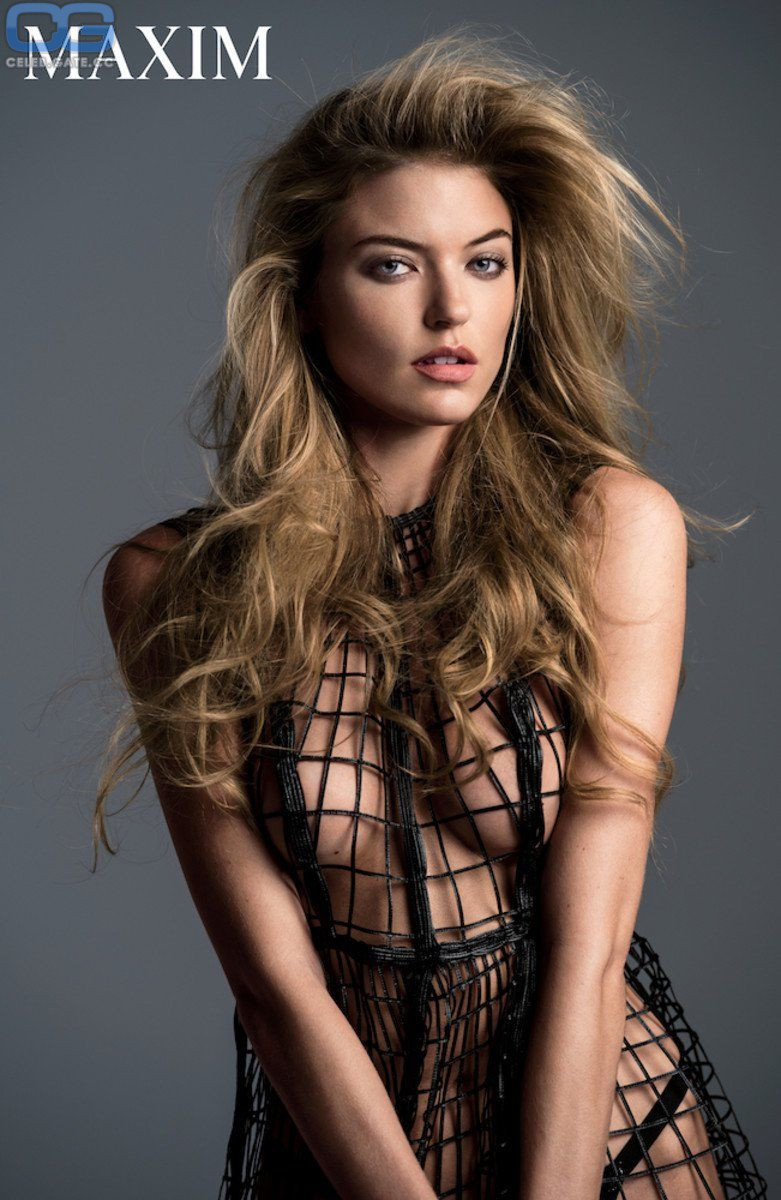 Martha Hunt nude, pictures, photos, Playboy, naked, topless ...