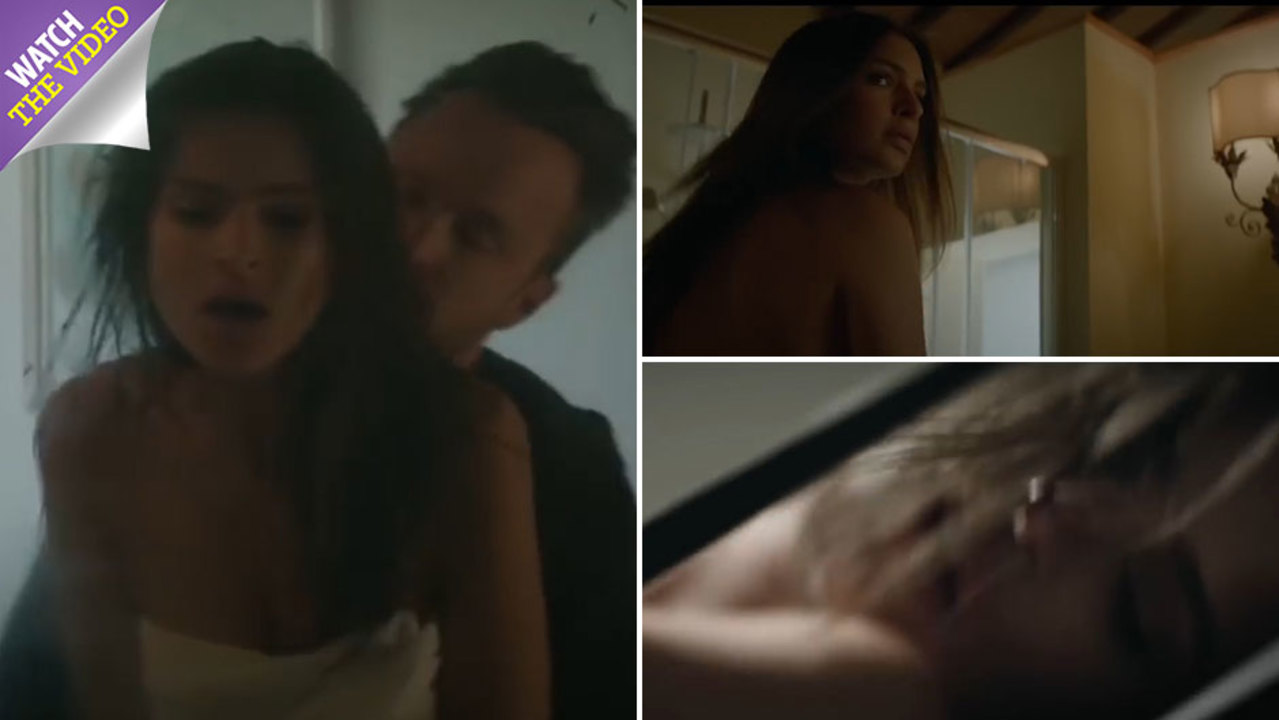 Emily Ratajkowski strips off for a steamy sex scene in new movie Welcome  Home
