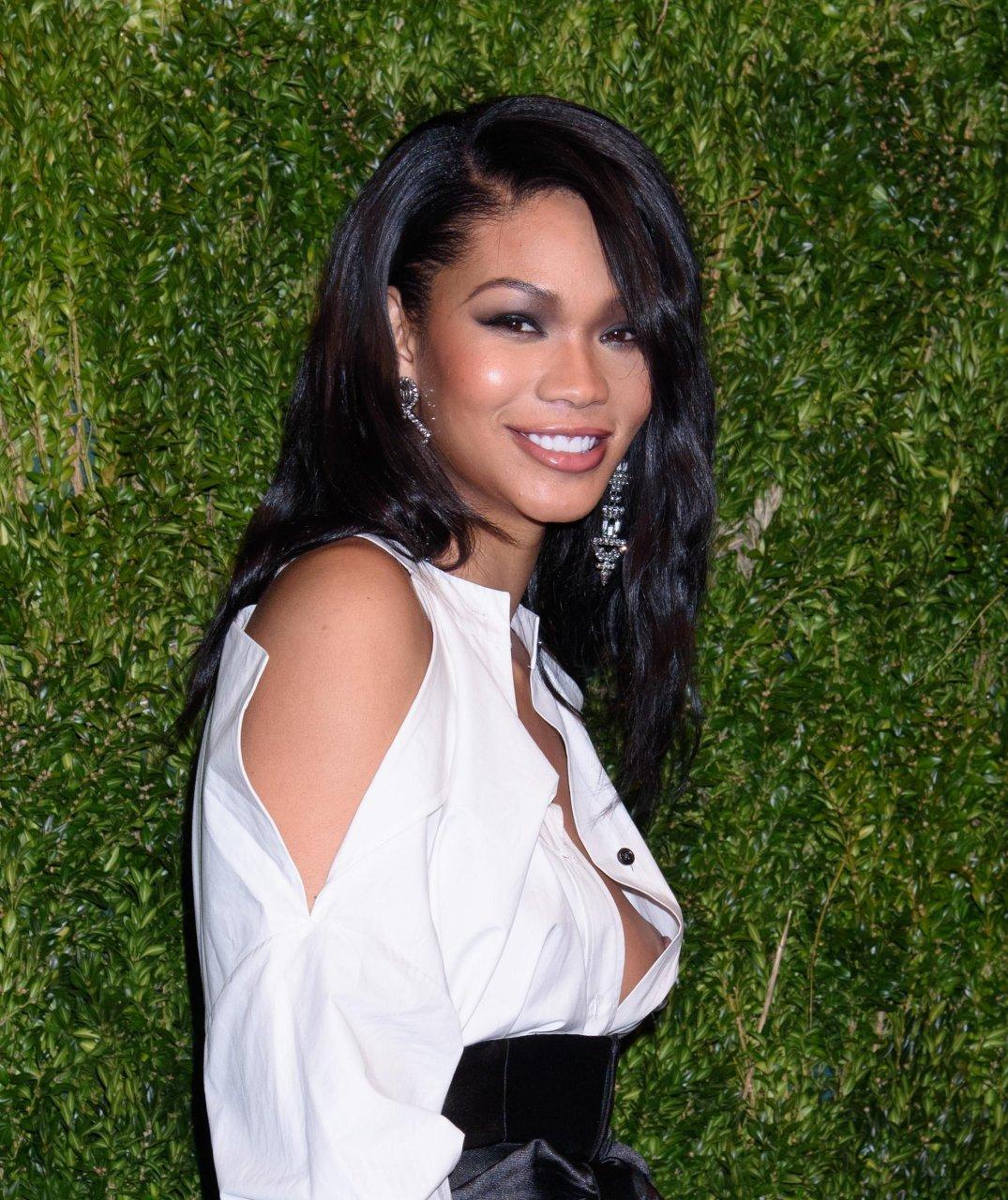 Chanel Iman Nude (33+)