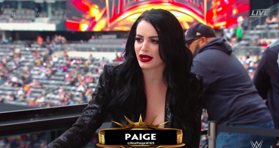Paige On Needing Therapy After Her Nude Videos Leaked & More