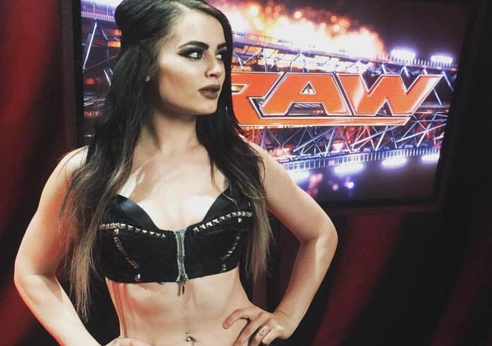 WWE's Paige on sex tape: 'No-one will make me feel bad about ...