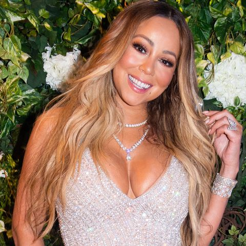 Mariah Carey Shows Off Toned Abs In New Bikini Photo On ...