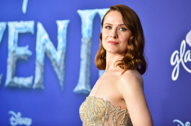 Evan Rachel Wood's 'Frozen 2' Duet Debuts On Hot 100: See ...