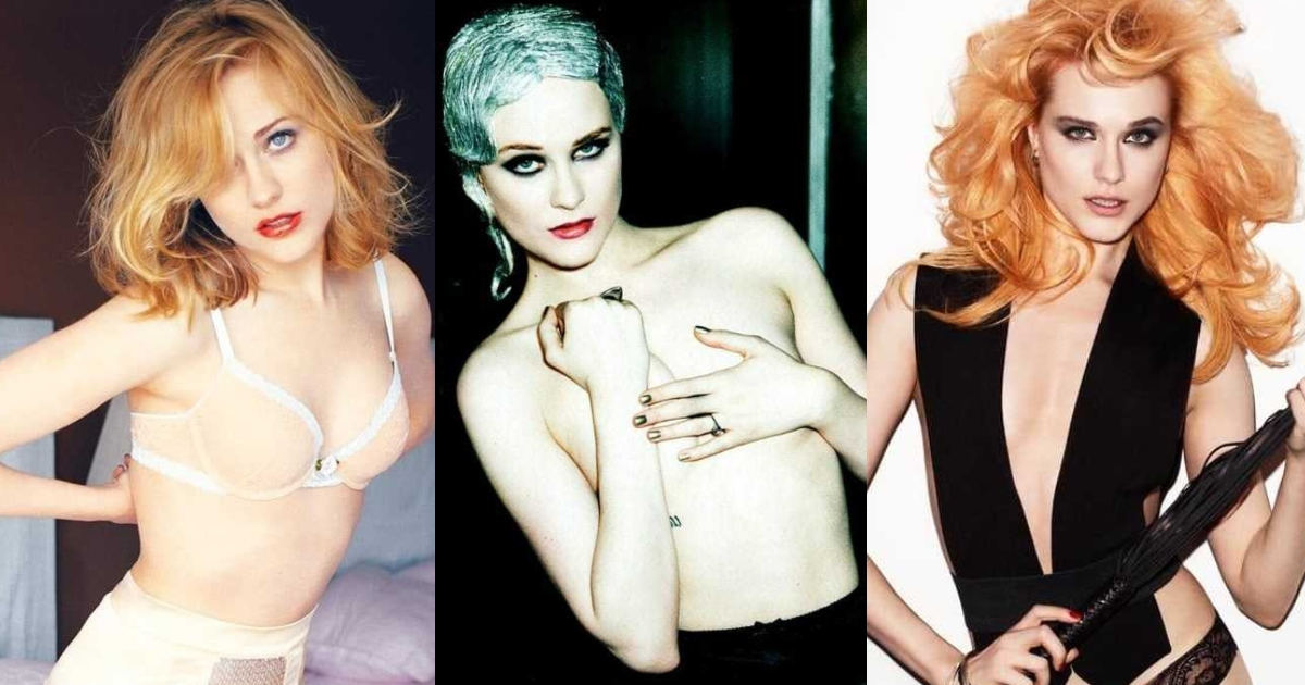 61 Evan Rachel Wood Sexy Pictures Reveal Her Lofty And ...