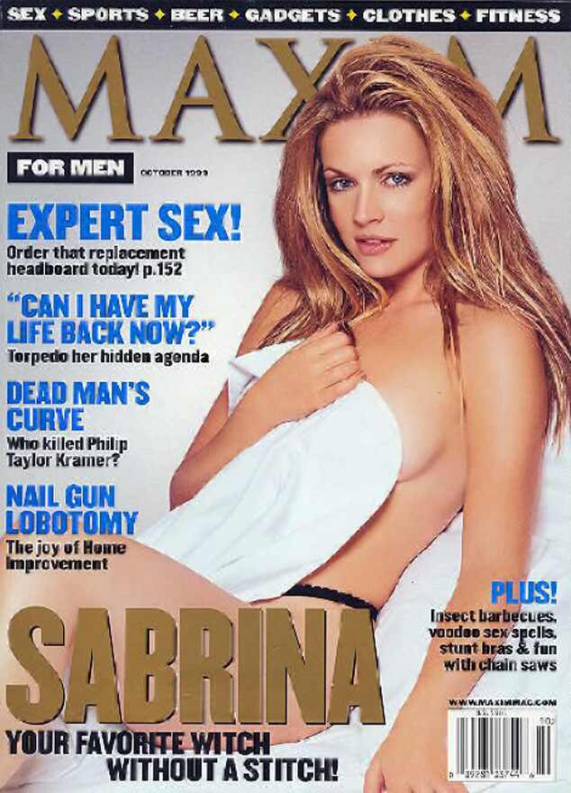 Melissa Joan Hart Was High on 1999 Maxim Cover | E! News