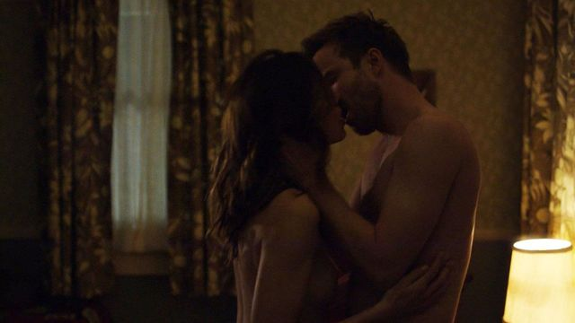 Michelle Monaghan nude - The Path s01e05 (2016)