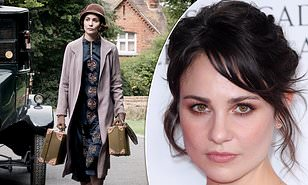 Tuppence Middleton is 'willing' to strip off for nude scenes ...