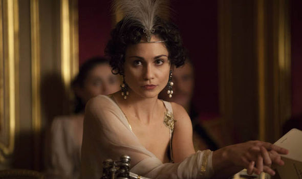 War and Peace sets pulses racing as Tuppence Middleton ...