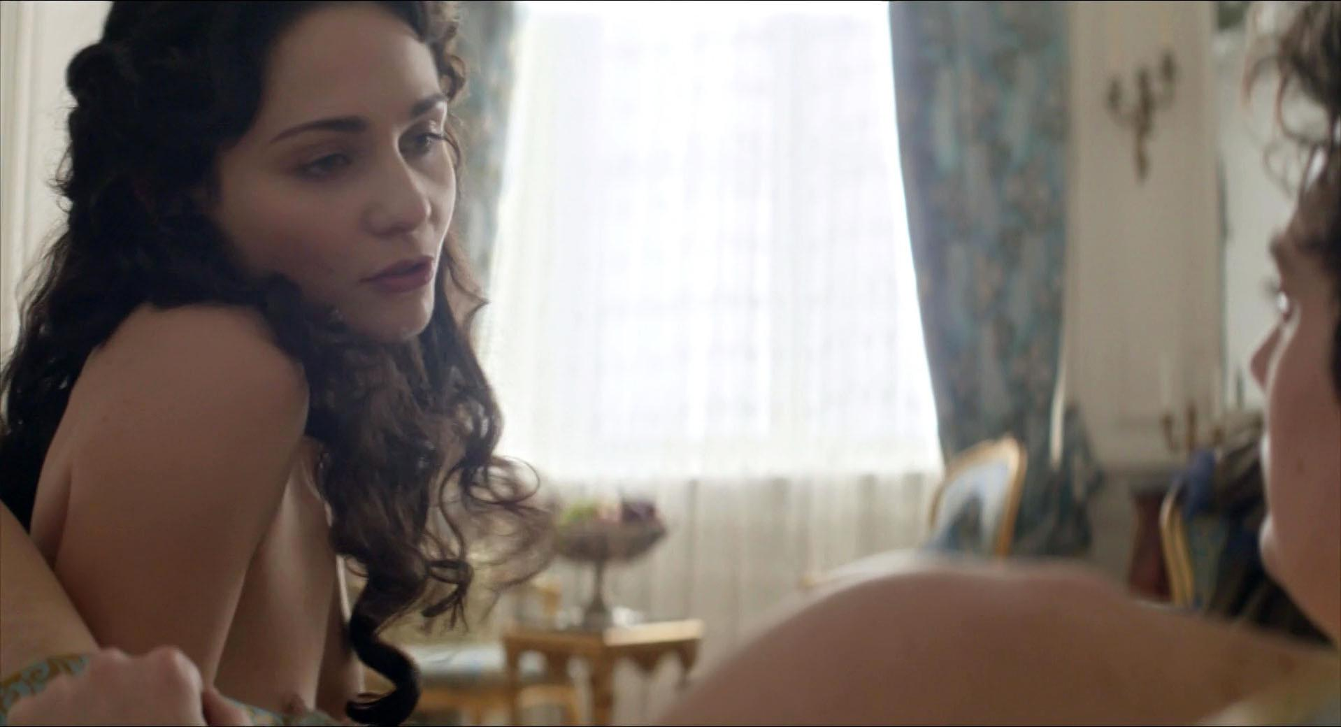 Nude video celebs » Tuppence Middleton nude - War and Peace ...