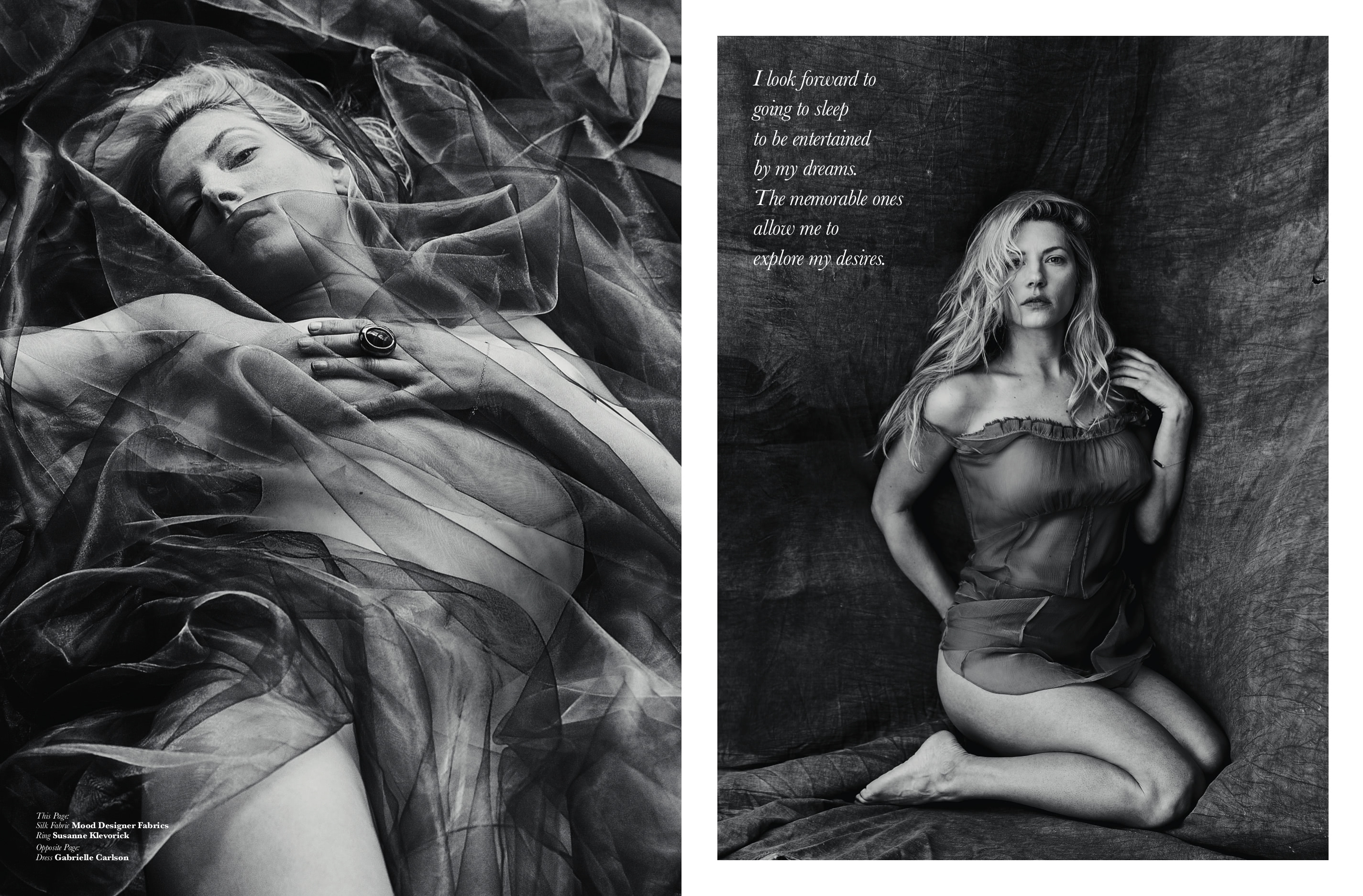 Katheryn Winnick by Fabrizio Ferri for Spirit & Flesh – recapped