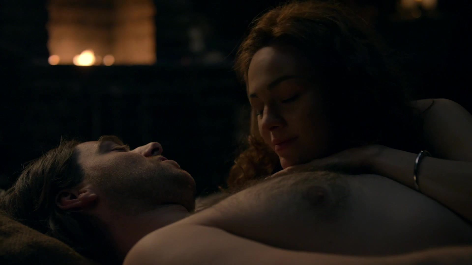 Sophie Skelton nude - Outlander s04e08 (2018) Video » Best ...