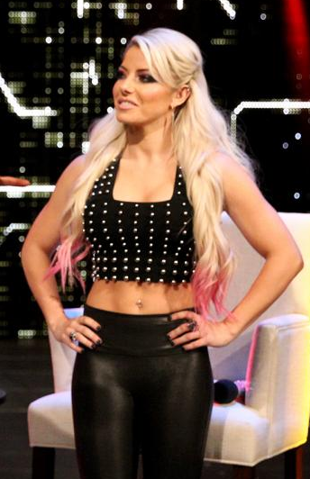 Alexa Bliss looking fine : WrestleWithThePlot