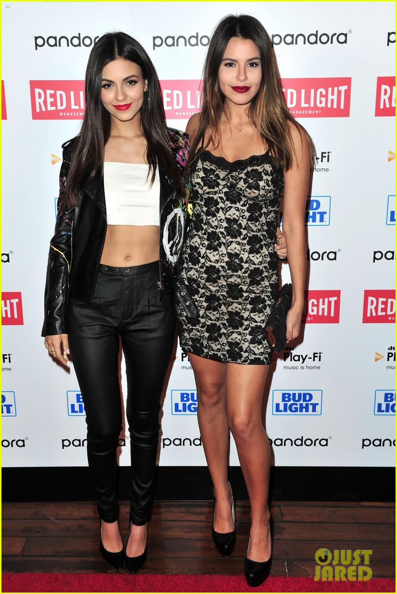Victoria Justice, Austin Mahone & More Celebs Party After ...