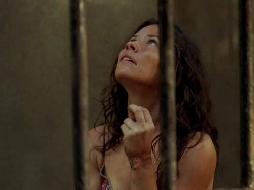 Evangeline Lilly On Doing Partially Nude Scenes In