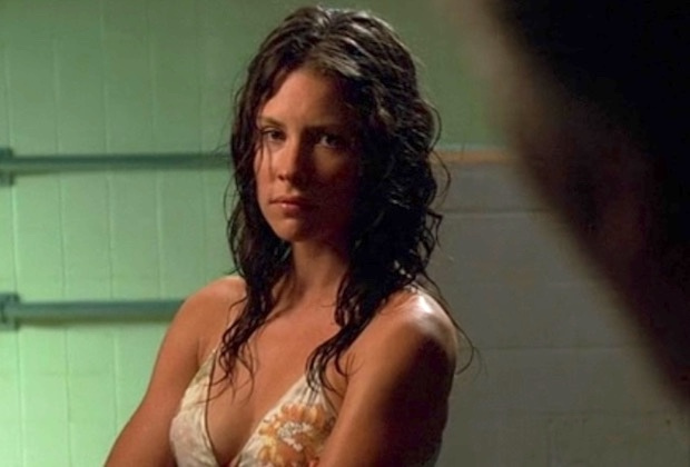 Lost' Producers Apologize to Evangeline Lilly for Semi-Nude ...