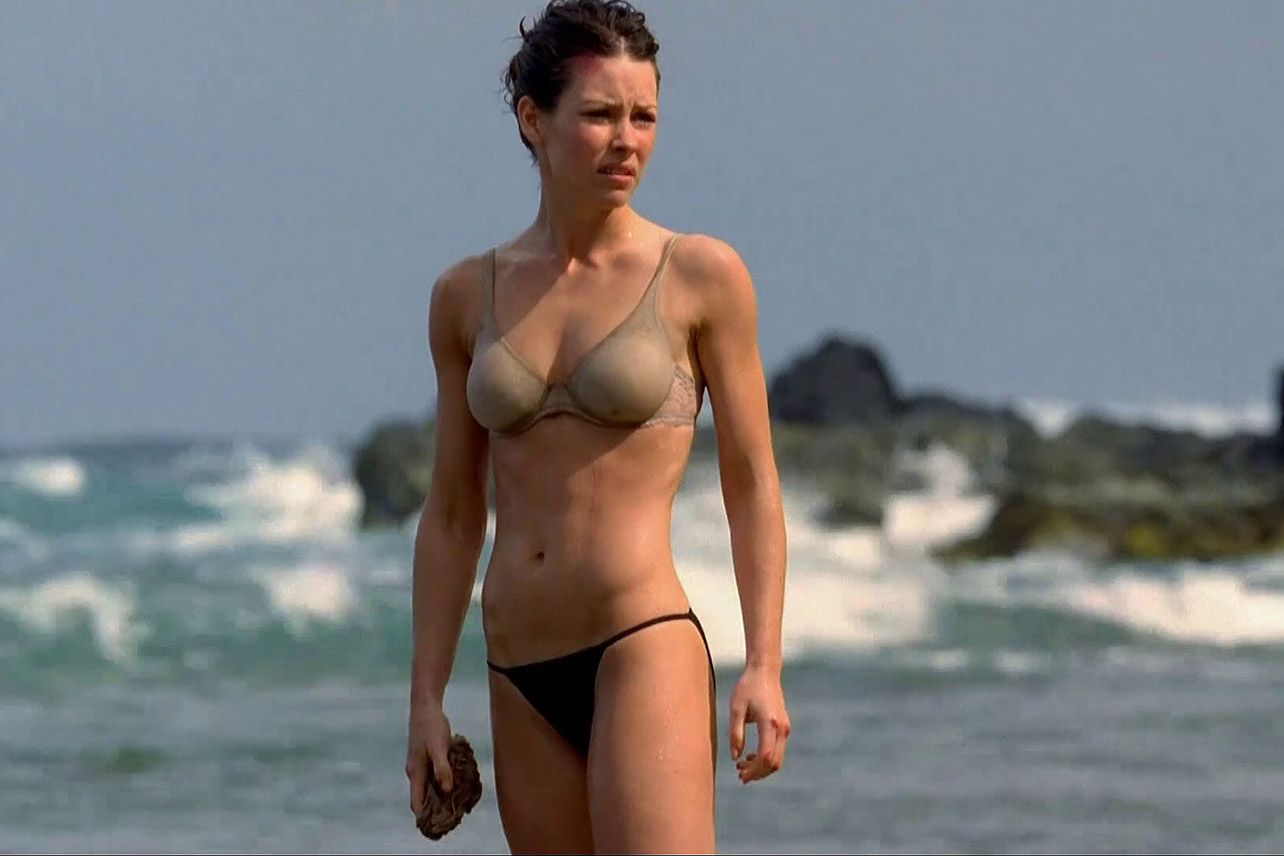 Evangeline Lilly Was Pressured to Get Naked in Uncomfortable ...