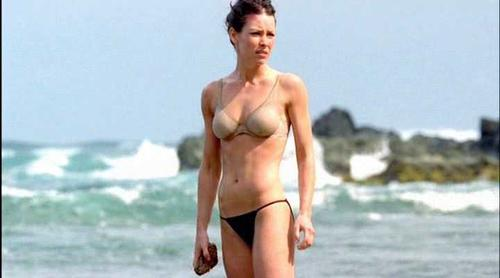 Evangeline Lilly :: Celebrity Movie Archive