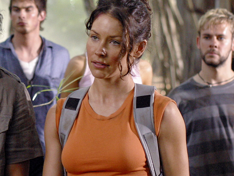 Evangeline Lilly Unloads on 'Lost' Over Uncomfortable Nudity ...
