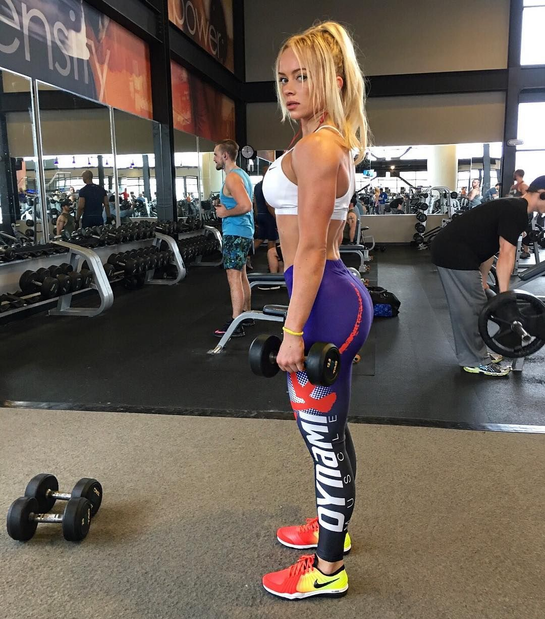 WIOLETTA PAWLUK | Gym, Fitness models, Gym crush