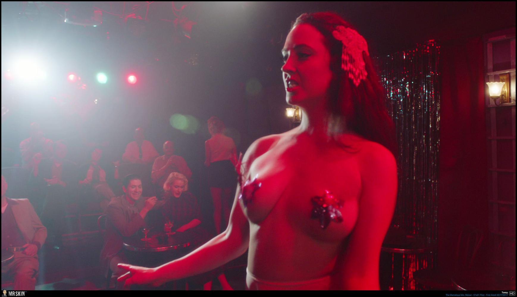 Brosnahan boobs rachel Rachel Brosnahan