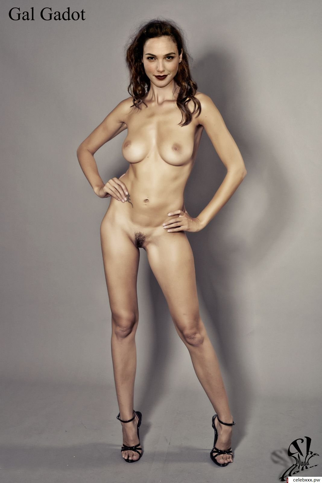 Gal Gadot real topless pictures – Celebrity leaked nude ...