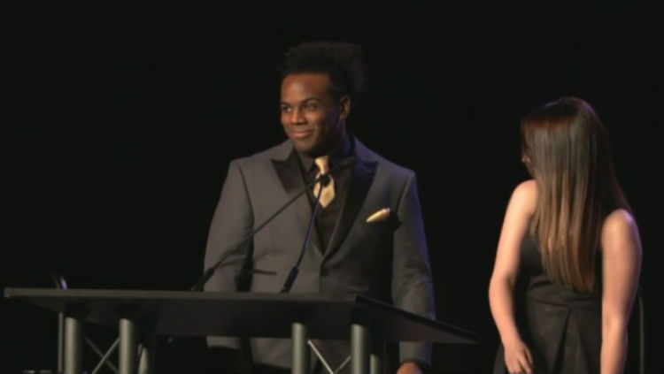 Xavier Woods Cracks Joke About Leaked Paige Sex Tape at SXSW ...