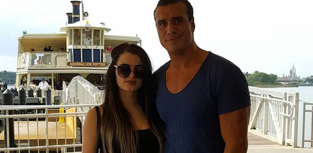 Paige And Alberto Del Rio Attending Event (Photos), UK ...