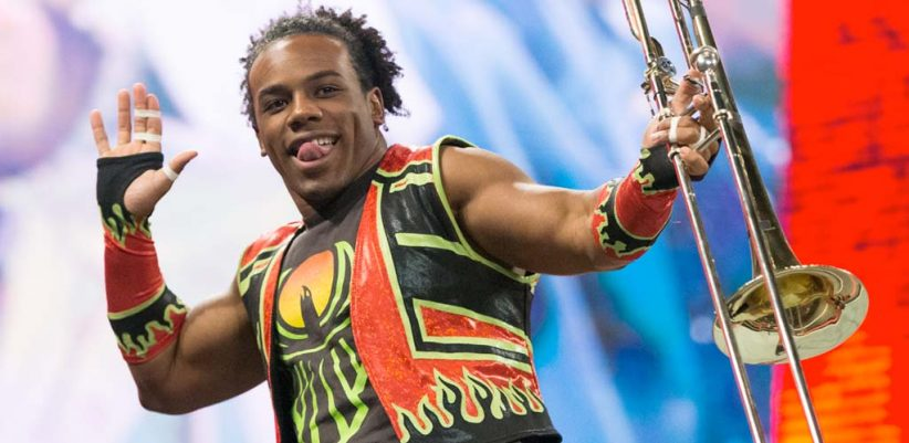 Xavier Woods in new Paige sex tape, Paige comments about ...